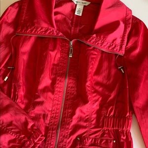 WHBM Hot Pink Windbreaker